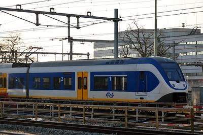 2454 Utrecht Centraal 30 December 2015