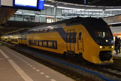 IC stock Utrecht Centraal 29 December 2015