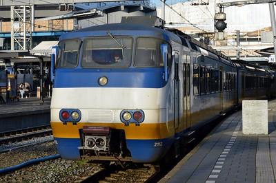 2112 Utrecht Centraal 30 December 2015