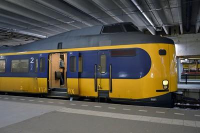 4011 Utrecht Centraal 29 December 2015 Unusual design!