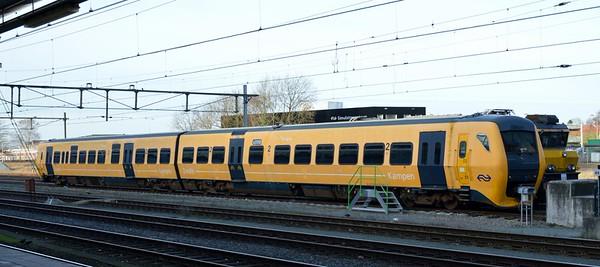 DMU & 1714 Amersfoort 30 December 2015