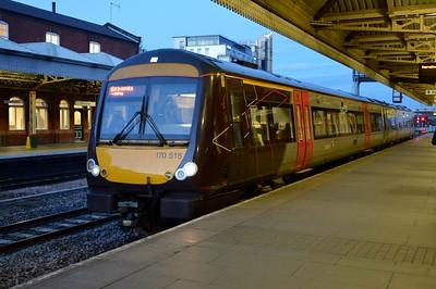 170 518 Nottingham 30 March 2016