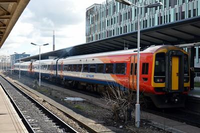 158 889 Nottingham 30 March 2016