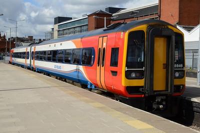 158 846 Nottingham 30 March 2016
