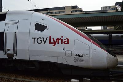 4405 Gare de Lyon 12 April 2014