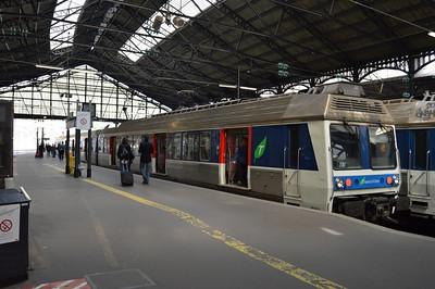 ZA6516 Paris St Lazare 11 April 2014