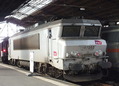 507203 Paris Austerlitz 25 June 2013