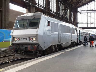 26012 Paris Austerlitz 25 June 2013
