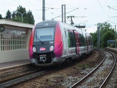 73H Gare de Montsoult Maffliers 24 June 2013