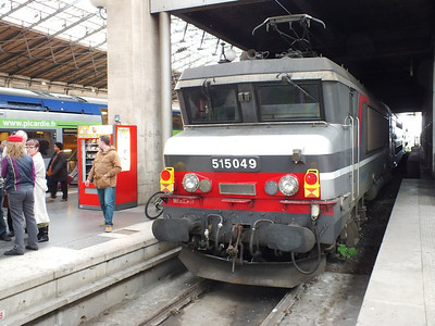 515049 Gare de Nord 24 June 2013
