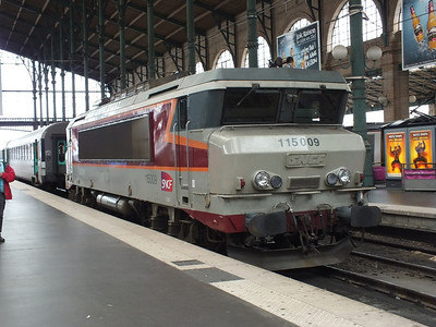 115009 Gare de Nord 24 June 2013