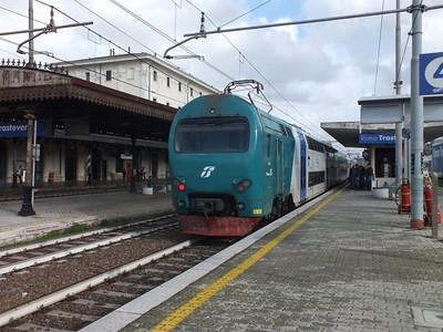 Treno 35 Roma Trastevere 20 November 2013