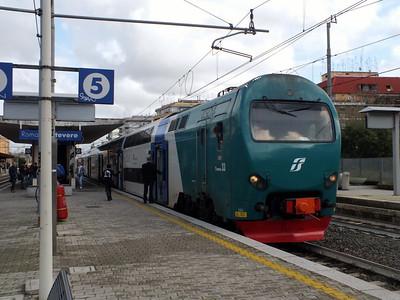 Treno 33 Roma Trastevere 20 November 2013