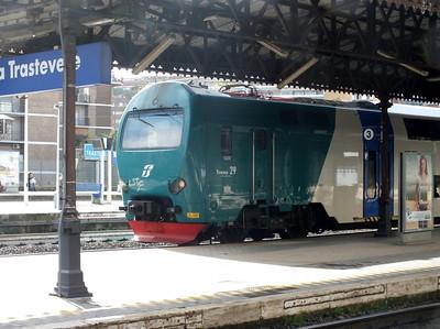 Treno 29 Roma Trastevere 20 November 2013