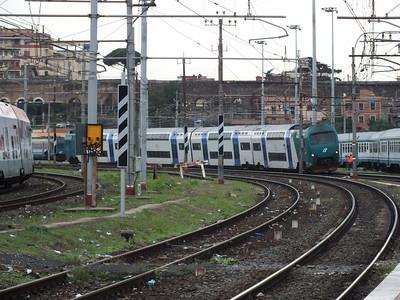 Treno 49 Roma Tuscolana 22 November 2013