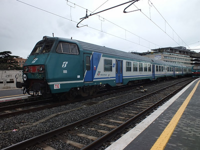 Dvt Roma Termini 22 November 2013