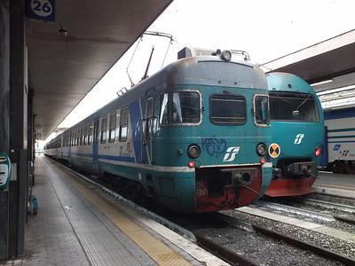 EMU Roma Termini 22 November 2013