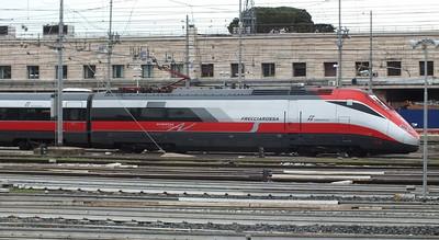 Set 43B Roma Termini 22 November 2013