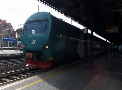 Treno 49 Roma Trastevere 20 November 2013