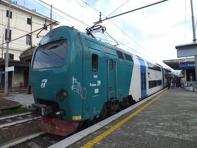 Treno 39 Roma Trastevere 20 November 2013