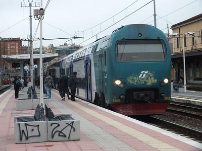 Treno 53 Roma Tuscolana 22 November 2013