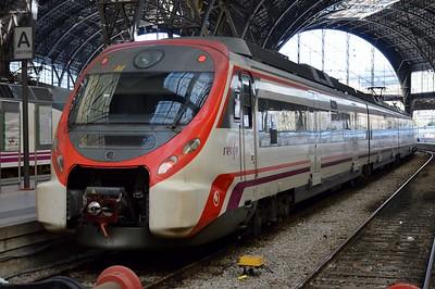 465 727 Barcelona França 10 March 2017