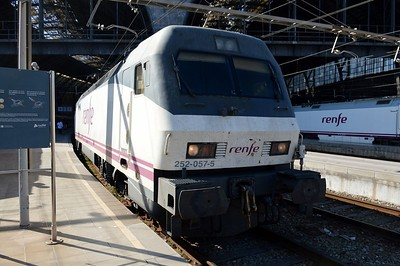 252 057 Barcelona França 10 March 2017
