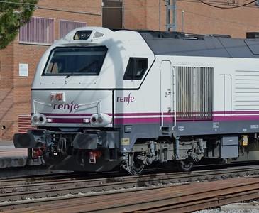 334.022 Madrid Chamartin 13 March 2017