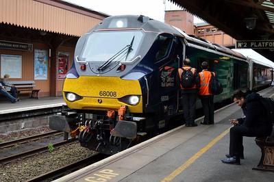 68008 Birmingham Moor St 4 May 2015