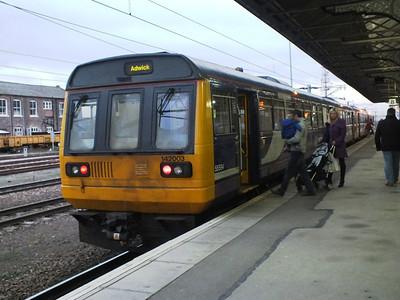 142 003 Doncaster 27 December 2012