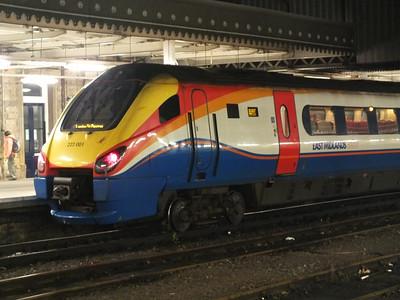 222 001 Sheffield 27 December 2012