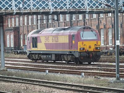 67 028 Doncaster 27 December 2012