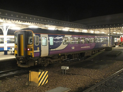 153 307 Sheffield 27 December 2012
