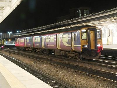 150 204 Sheffield 27 December 2012