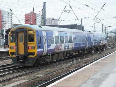 158 910 Doncaster 27 December 2012
