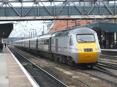 43 251 Doncaster 27 December 2012