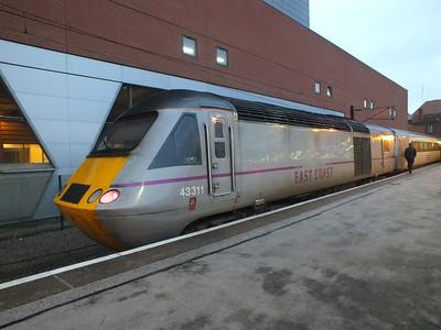 43 311 Doncaster 27 December 2012