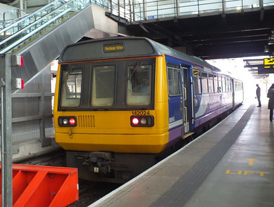 142 024 Leeds 27 December 2012