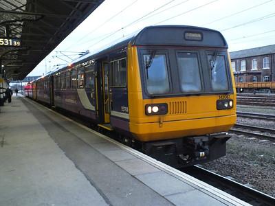 142 087 Doncaster 27 December 2012