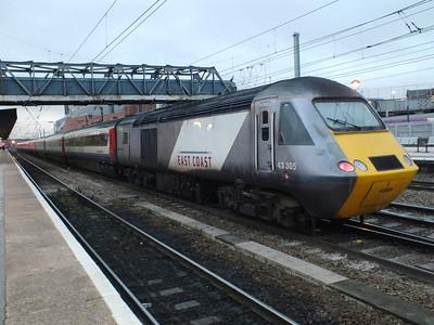 43 305 Doncaster 27 December 2012