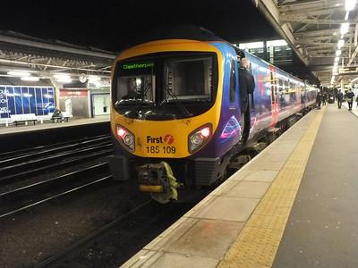 185 109 Sheffield 27 December 2012
