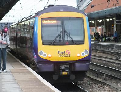 170 308 Doncaster 27 December 2012