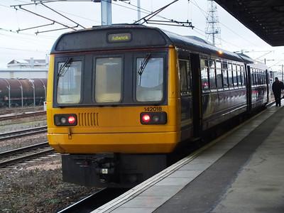 142 018 Doncaster 27 December 2012