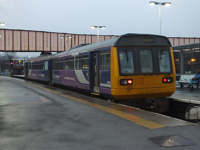 142 007 Sheffield 28 December 2012