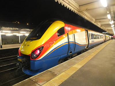 222 004 Sheffield 27 December 2012