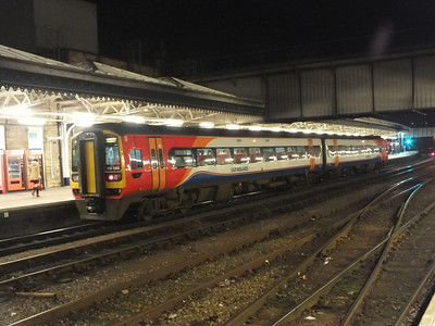 158 866 Sheffield 27 December 2012