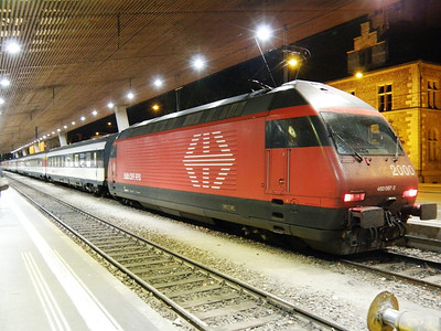 460 067 Zurich Hbf 13 September 2009