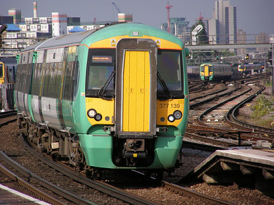 377 139 Clapham Junction 12 June 2007
