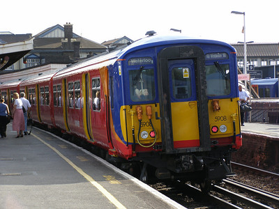 455 908 Clapham Junction 12 June 2007