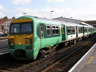 456 003 Clapham Junction 12 June 2007